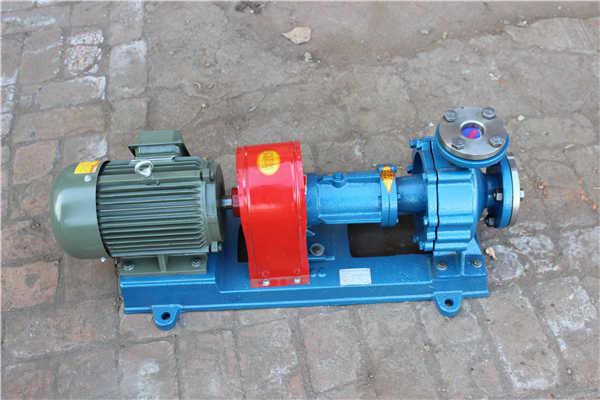 西安高温导热油泵