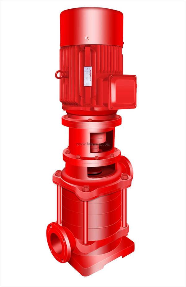 西安立式多级消防泵价格