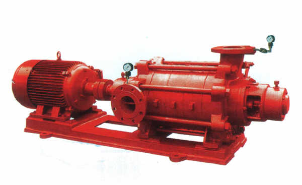 西安卧式多级消防泵