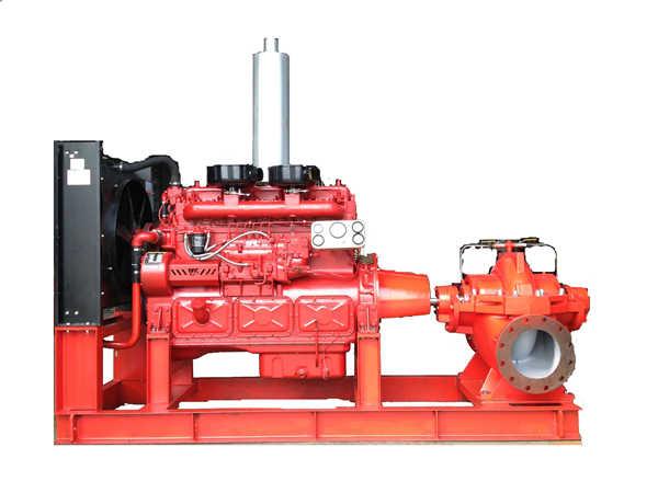 西安柴油机消防泵组