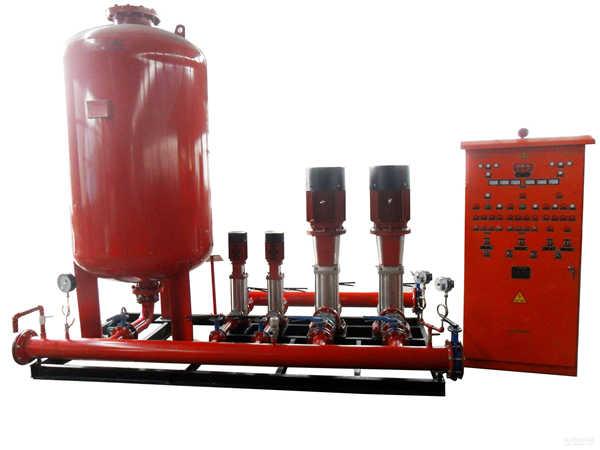 西安消防稳压供水设泵