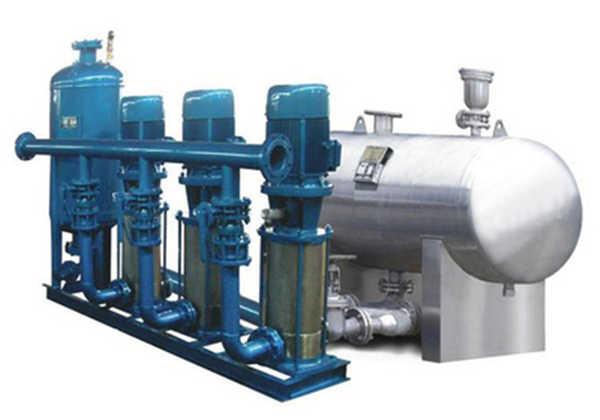 西安无负压给水设备