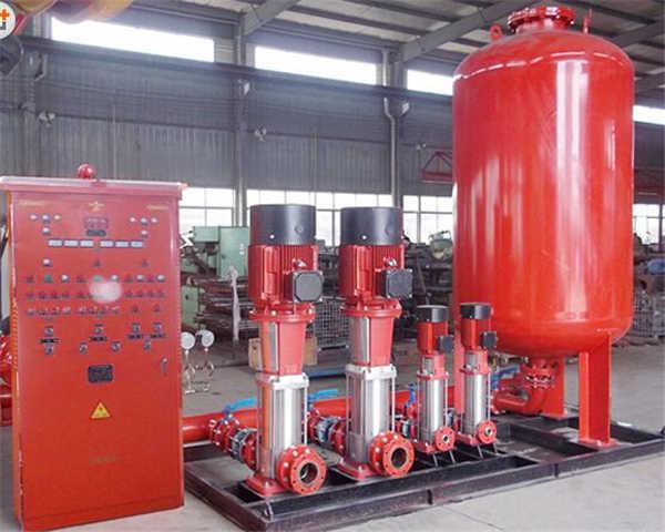 西安恒压消防供水设备
