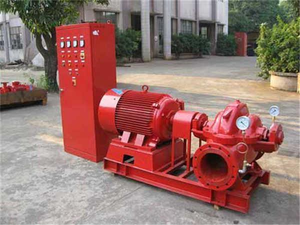 西安卧式消防泵