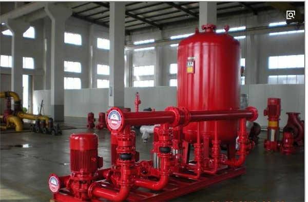 西安消防供水机组