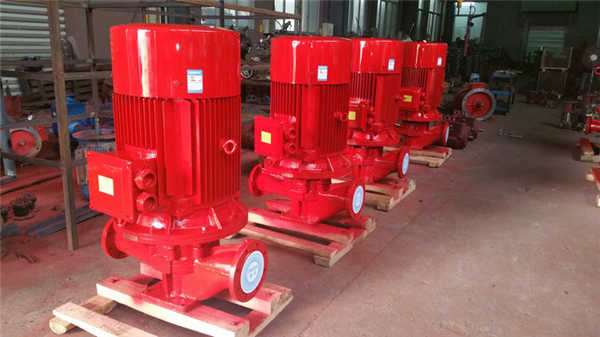 西安立式单级消防泵