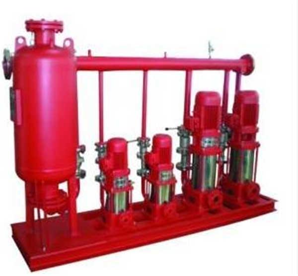 西安消防泵组厂家