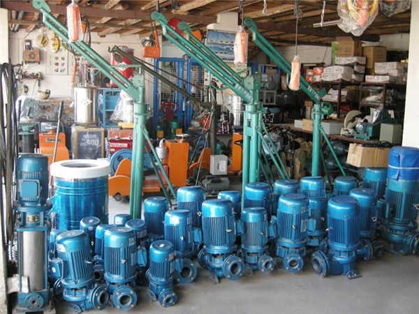 西安管道泵