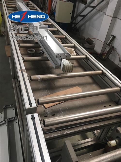 密集型母线槽加工