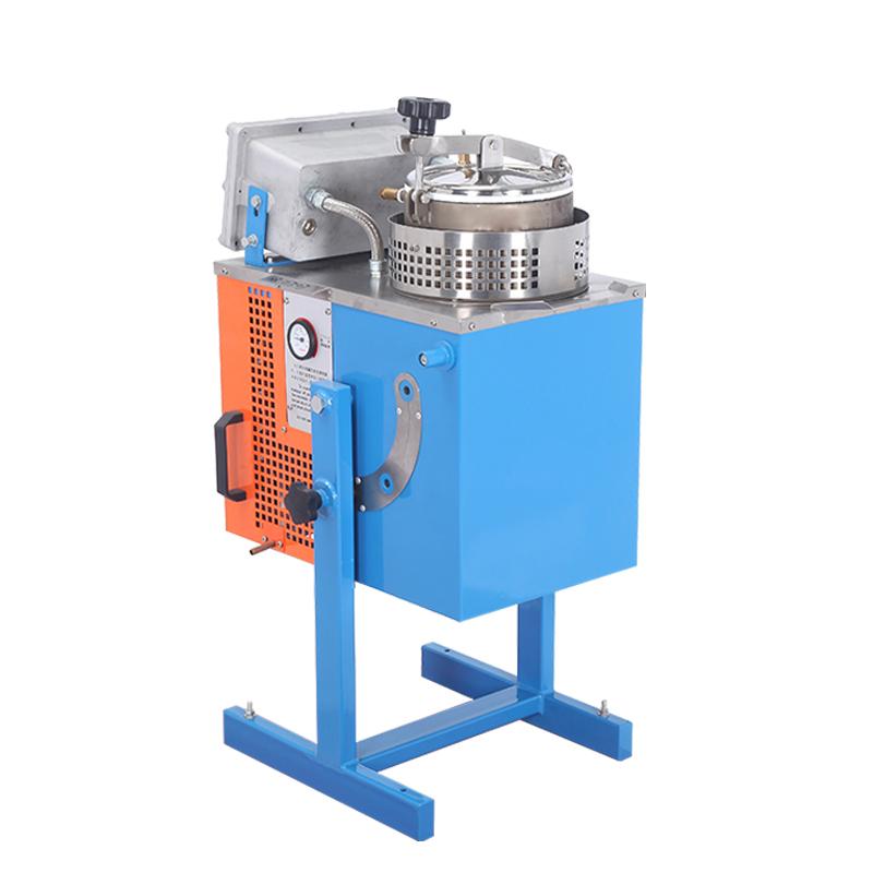 五金专用溶剂回收机