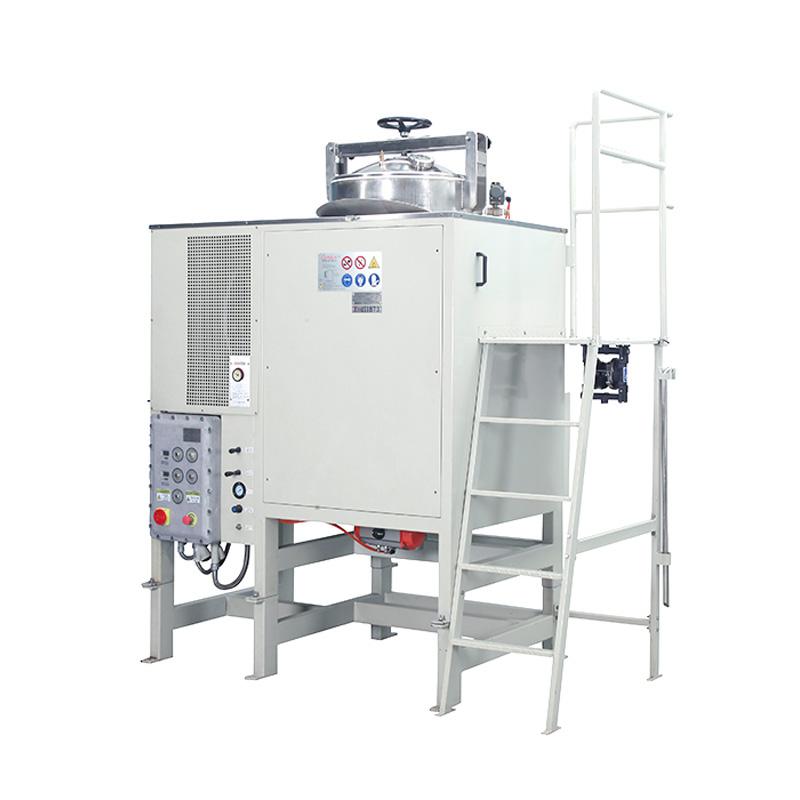 油漆行业专用溶剂回收机