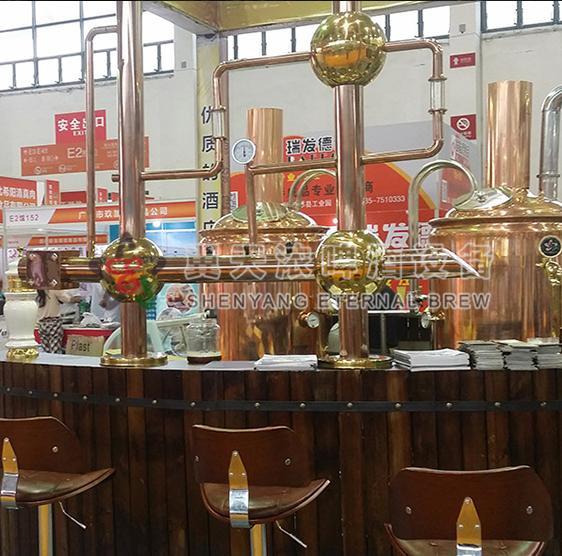 沈阳啤酒生产设备