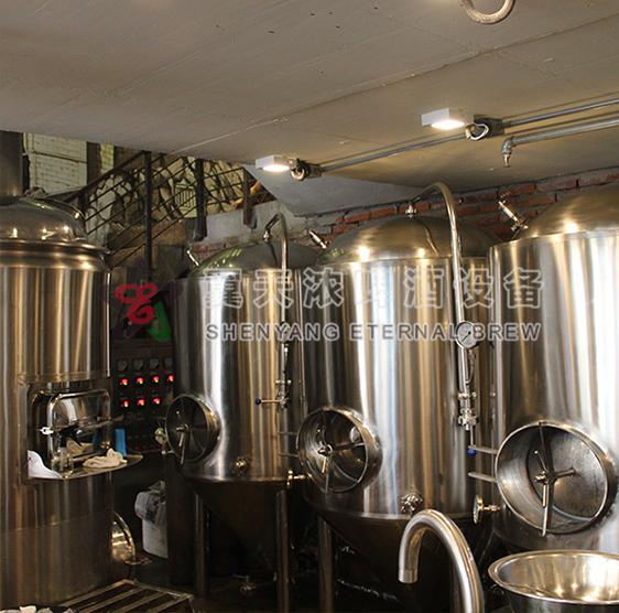 原浆啤酒酿造设备