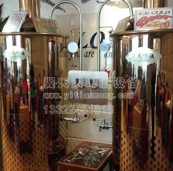黑龙江啤酒设备安装