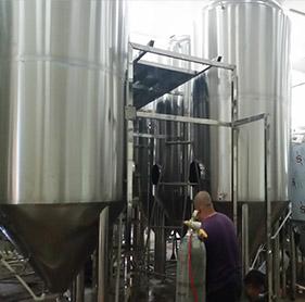 精酿啤酒设备