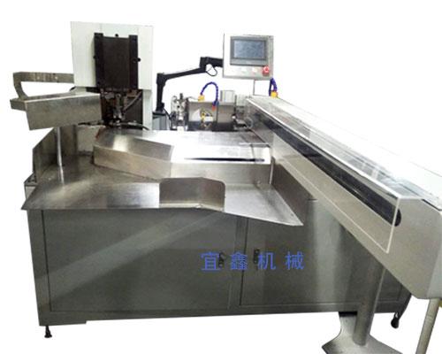 大平方单粒冷压端子压着机
