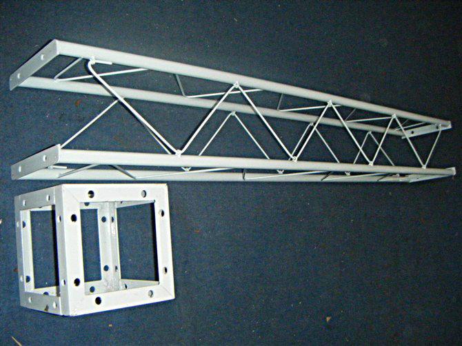 半固定式桁架