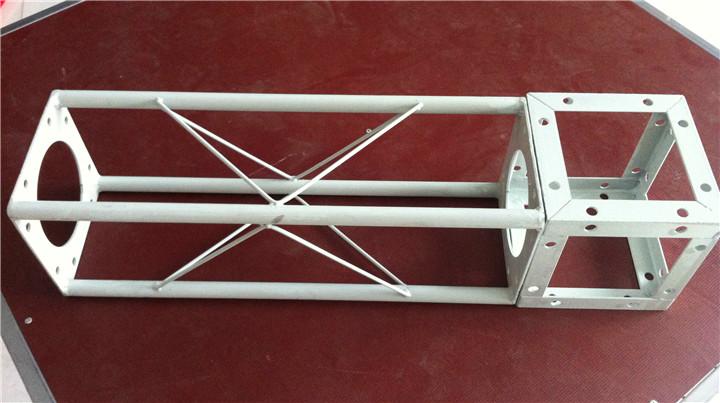 圆管固定桁架