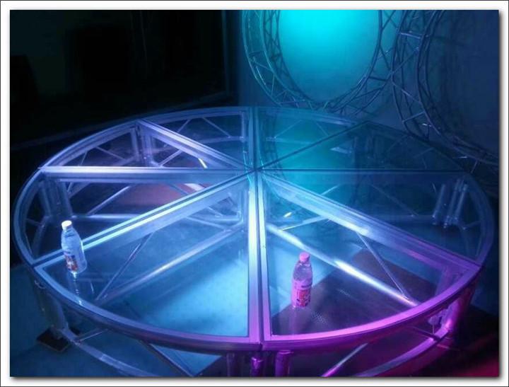 四川铝合金玻璃舞台