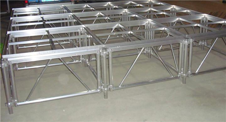 四川铝合金木板舞台租赁