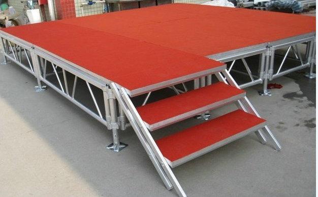 四川铝合金木板舞台