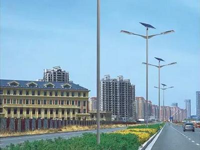 一体化led太阳能路灯