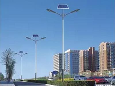 中山led太阳能路灯
