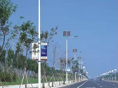 新农村太阳能路灯供应
