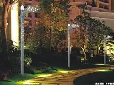 室外中式庭院灯
