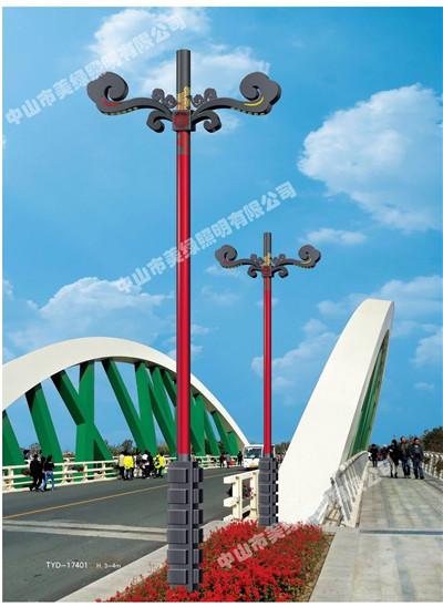 中山城市道路灯