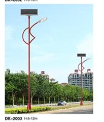 商圈太阳能路灯