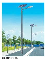 单灯太阳能路灯