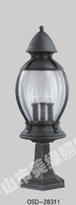 素雅欧式灯
