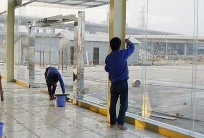 重庆玻璃清洗