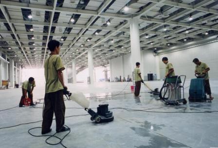 重庆厂房清洁