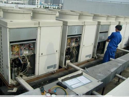 空调故障维修