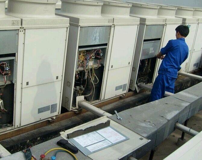 空调内机维修
