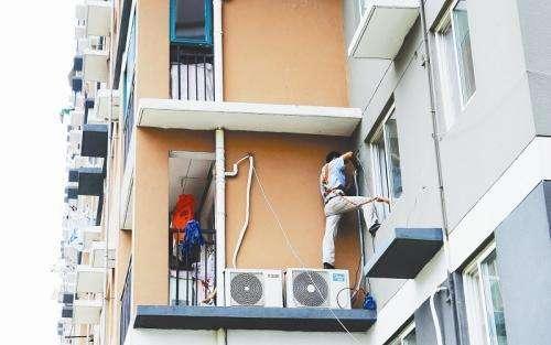大冶上门维修空调