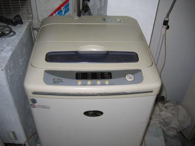修理洗衣机