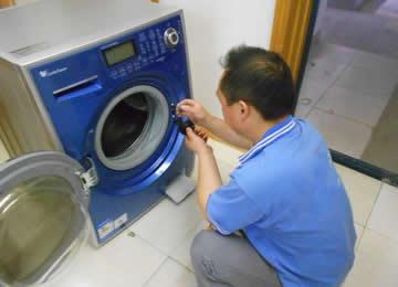 海尔洗衣机维修