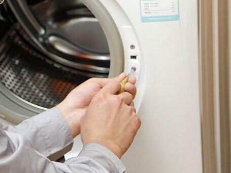 洗衣机漏水维修