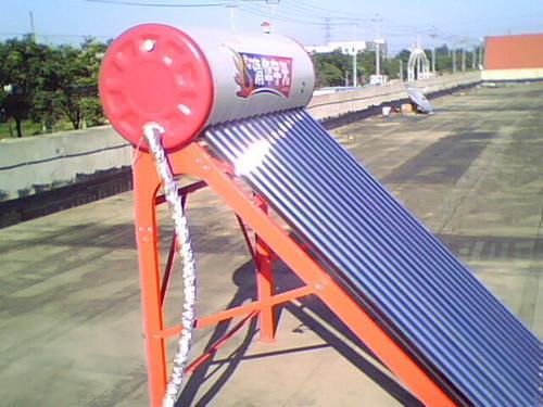 太阳能热水器故障维修