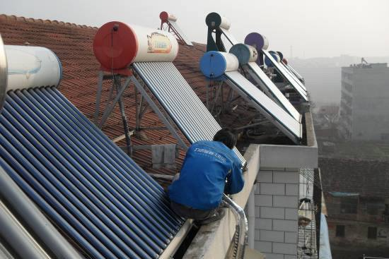 太阳能热水器维修中心