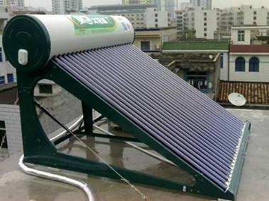 大型太阳能热水器维修