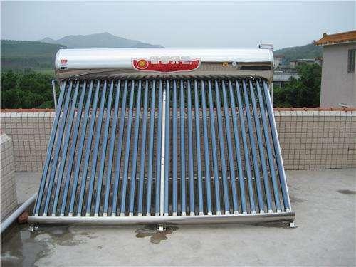 太阳能热水器维修价格