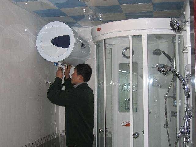 燃气热水器修理