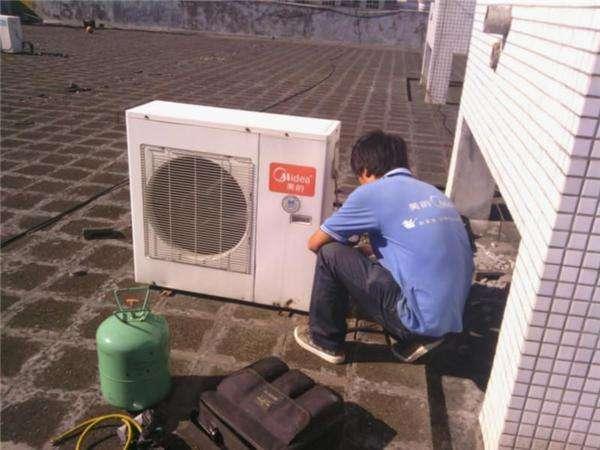 大冶美的空调维修服务