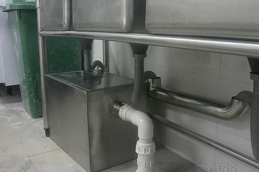 贵州隔油池安装