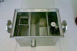 贵阳隔油池安装