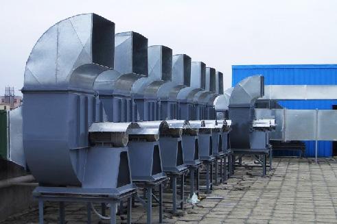 贵阳通风设备安装